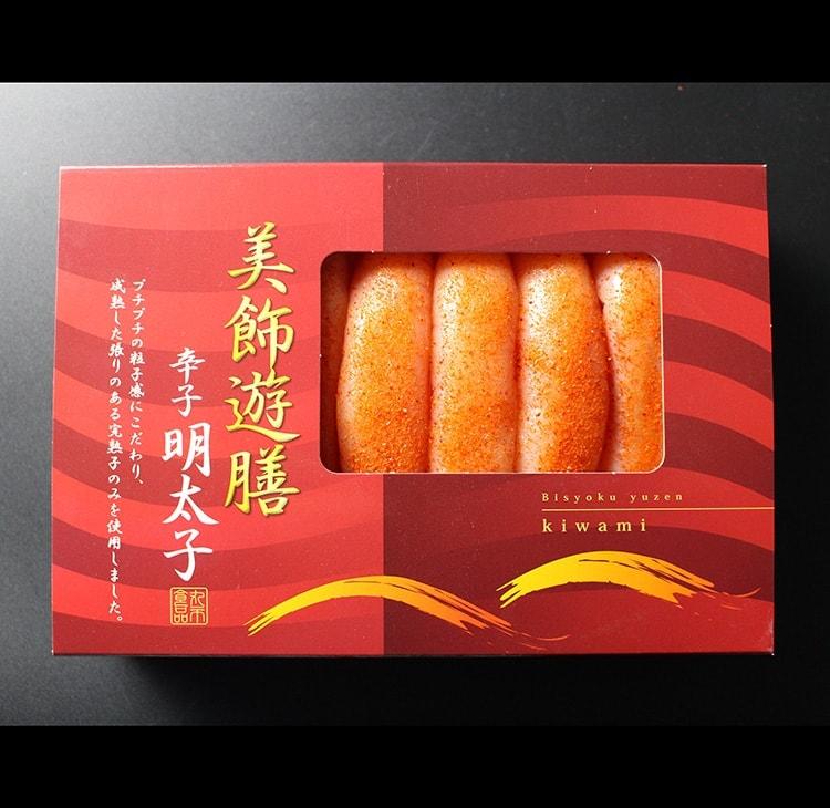 明太子がすごく美味しかったので、県外の親戚におみやげとして持っていきます!たらこも美味しかったです。